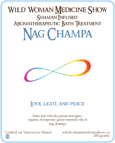 Traditional - Nag Champa - Bath Treatment