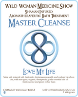 Master Cleanse - Love My Life - Bath Treatment