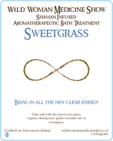 Traditional - Sweetgrass - Bath Treatment