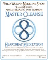 Master Cleanse - Heartbeat Meditation - Bath Treatment