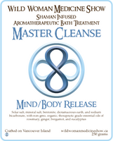 Master Cleanse - Mind/Body Release - Bath Treatment