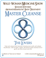 Master Cleanse - The Lovers - Bath Treatment