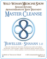 Master Cleanse - Traveller - Shaman 3.0 - Bath Treatment