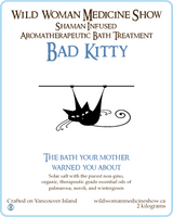 Traditional - Bad Kitty - Bath Treatment
