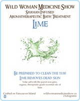 Traditional - Lime - Bath Treatment
