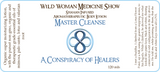 Master Cleanse - A Conspiracy of Healers - Premium Lotion