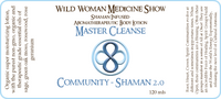Master Cleanse - Community - Shaman 2.0 - Premium Lotion
