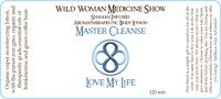 Master Cleanse - Love My Life - Premium Lotion