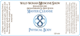 Master Cleanse - Physical Body - Premium Lotion