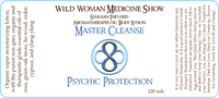 Master Cleanse - Psychic Protection - Premium Lotion