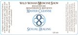 Master Cleanse - Sexual Healing - Premium Lotion