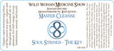 Master Cleanse - Soul Strings - The Key - Premium Lotion