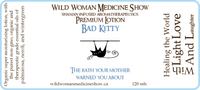 Traditional - Bad Kitty - Premium Lotion