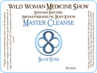 Master Cleanse - Blue Star - Premium Lotion