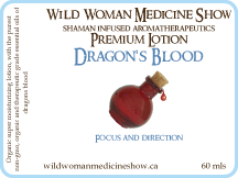 Traditional - Dragon's Blood - Premium Lotion