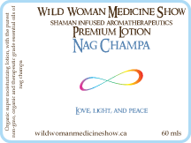 Traditional - Nag Champa - Premium Lotion