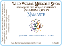 Traditional - Namaste - Premium Lotion