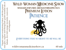 Traditional - Patience - Premium Lotion