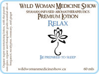 Traditional - Relax - Premium Lotion