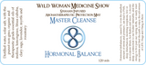 Master Cleanse - Hormonal Balance - Protection Mist