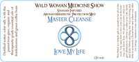 Master Cleanse - Love My Life - Protection Mist