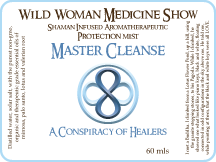 Master Cleanse - A Conspiracy of Healers - Protection Mist