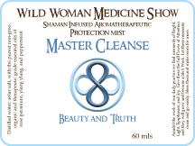 Master Cleanse - Beauty and Truth - Protection Mist