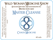 Master Cleanse - Chaos Medicine - Protection Mist