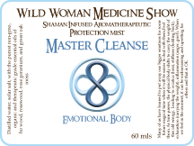 Master Cleanse - Emotional Body - Protection Mist