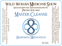 Master Cleanse - Heartbeat Meditation - Protection Mist