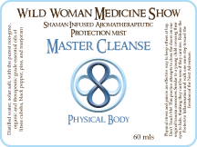 Master Cleanse - Physical Body - Protection Mist