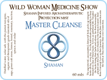 Master Cleanse - Shaman - Protection Mist