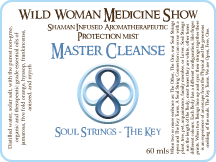 Master Cleanse - Soul Strings - The Key - Protection Mist