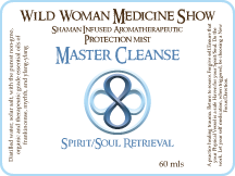 Master Cleanse - Spirit/Soul Retrieval - Protection Mist