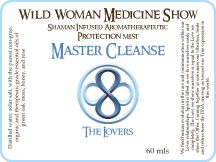 Master Cleanse - The Lovers - Protection Mist