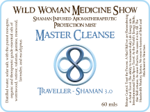 Master Cleanse - Traveller - Shaman 3.0 - Protection Mist