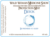 Traditional - Detox - Protection Mist
