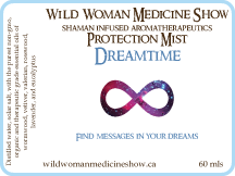 Traditional - Dreamtime - Protection Mist