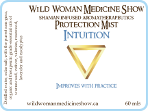 Traditional - Intuition - Protection Mist