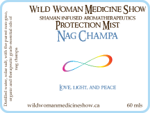 Traditional - Nag Champa - Protection Mist