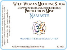 Traditional - Namaste - Protection Mist
