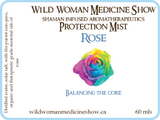 Traditional - Rose - Protection Mist