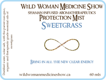 Traditional - Sweetgrass - Protection Mist