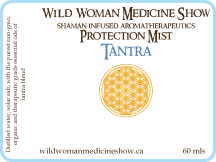 Traditional - Tantra - Protection Mist