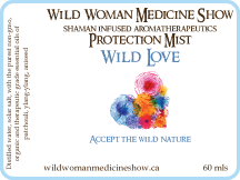 Traditional - Wild Love - Protection Mist