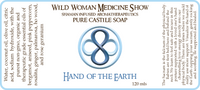Master Cleanse - Hand of the Earth - Pure Castile Soap