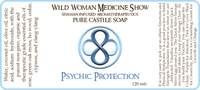 Master Cleanse - Psychic Protection - Pure Castile Soap
