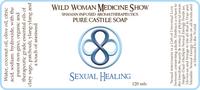 Master Cleanse - Sexual Healing - Pure Castile Soap