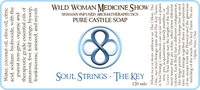 Master Cleanse - Soul Strings - The Key - Pure Castile Soap