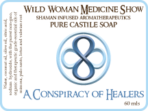 Master Cleanse - A Conspiracy of Healers - Pure Castile Soap